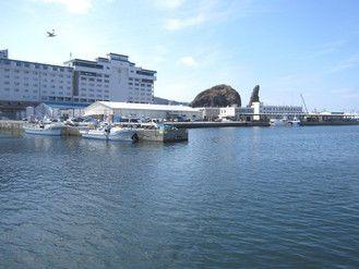 ウトロ漁港